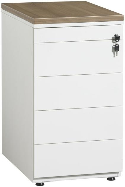 bs13333 caisson hauteur bureau avec 4 tiroirs incl plumier burodepo meubles et mobilier de. Black Bedroom Furniture Sets. Home Design Ideas