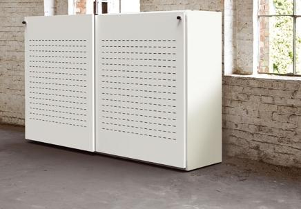 be122 slide armoire portes coulissantes acoustique burodepo meubles et mobilier de bureau. Black Bedroom Furniture Sets. Home Design Ideas