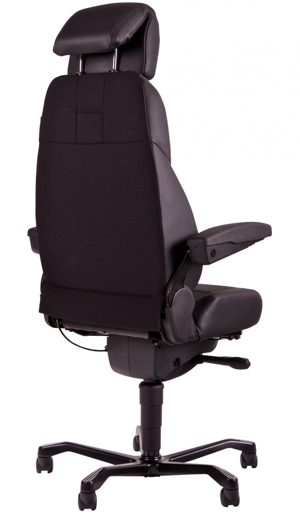 a381m si ge de bureau 24 heures a381 tissu mix burodepo. Black Bedroom Furniture Sets. Home Design Ideas