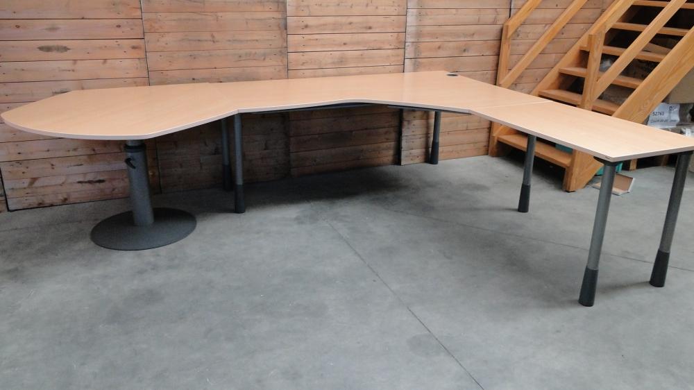 Burkin bureau direction kinnarps cm burodepo meubles