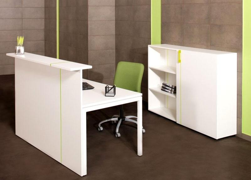 nacoa novarec160 comptoir d 39 accueil nova 160cm burodepo meubles et mobilier de bureau neufs et. Black Bedroom Furniture Sets. Home Design Ideas