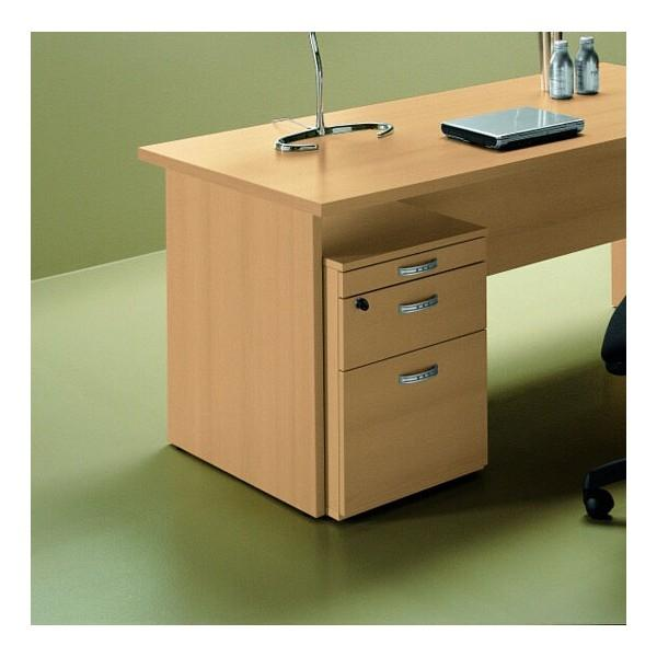 quadricais x8cac03 caisson senso 3 tiroirs plumier. Black Bedroom Furniture Sets. Home Design Ideas