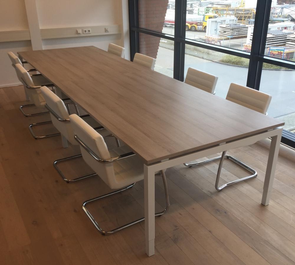 q120 table de r union quartet 380x120cm burodepo meubles et mobilier de bureau neufs et. Black Bedroom Furniture Sets. Home Design Ideas