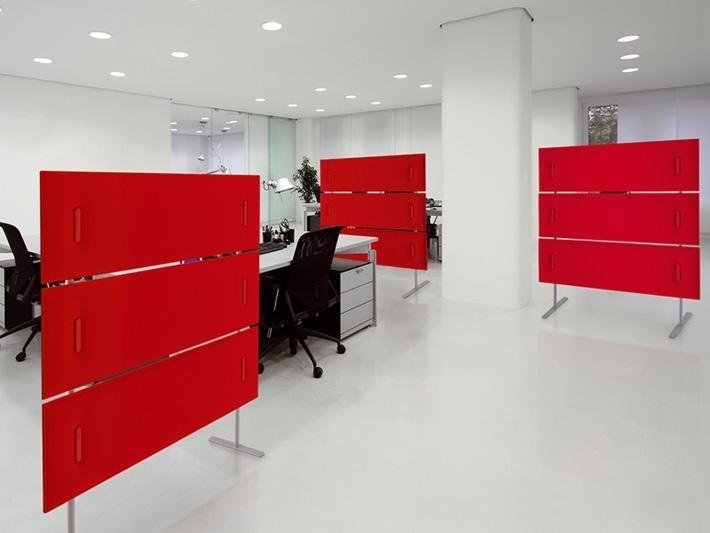 cacl misteco3 cloisons 3 sur pied mitesco by caimi burodepo meubles et mobilier de bureau. Black Bedroom Furniture Sets. Home Design Ideas