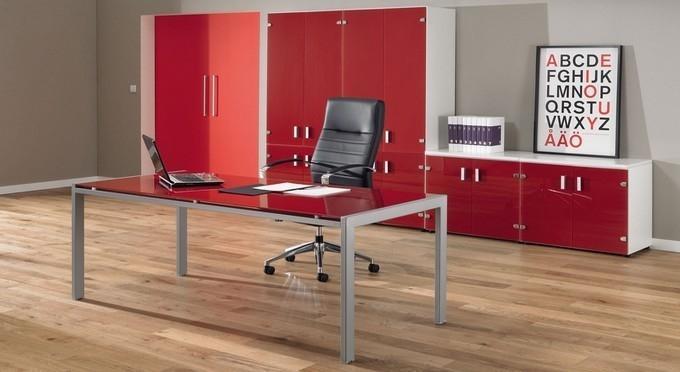 rio16 table en verre rio 160x80cm burodepo meubles et. Black Bedroom Furniture Sets. Home Design Ideas