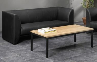 ootb kts126 table basse 120x60 hauteur 45cm burodepo. Black Bedroom Furniture Sets. Home Design Ideas