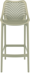 Air bar 75 - Tabouret Design polyvalent