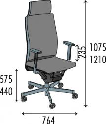 FAUTEUIL DIRECTION  CLASS80