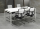 Table/Bureau Quartet White - 180x90cm